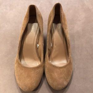 Merona suede shoes