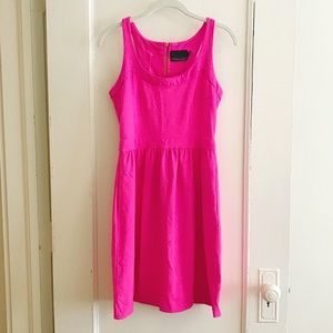 EUC Hot Pink Cynthia Rowley Dress