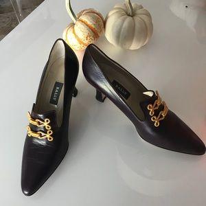 Bally never worn heels