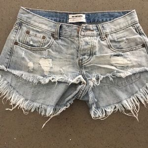 One Teaspoon Bonita's shorts