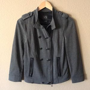 Armani Exchange Military Inspired Jacket