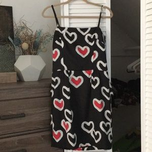 Jessica Simpson Hearts Dress
