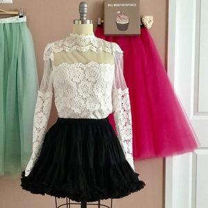 American Apparel tutu skirt