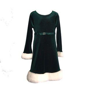 NWOT size 8 Bonnie Jean holiday dress