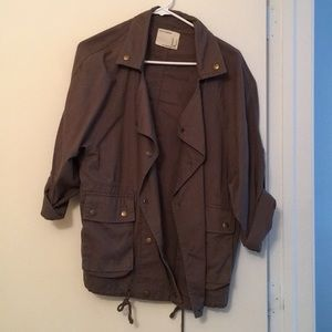 Parka jacket