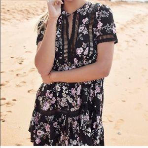 New LF Floral Swing Dress