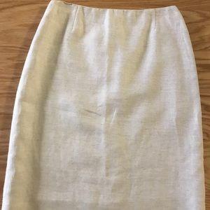*SALE* Linen skirt