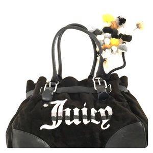 Juicy Couture Velvet Tote