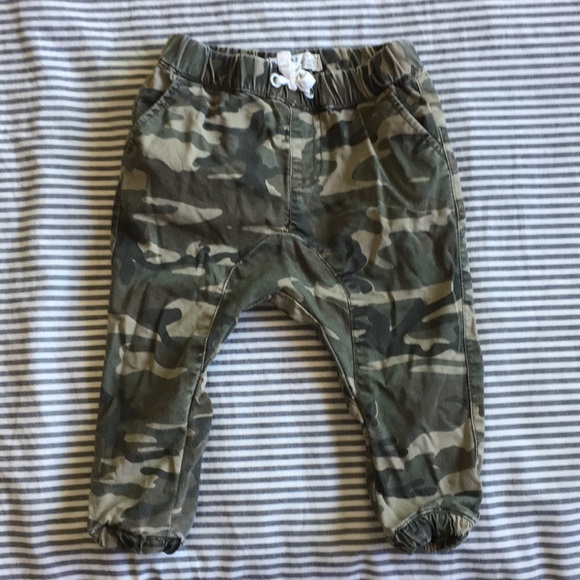 Bottoms Baby & Toddler Clothing Infant Boys Cat & Jack Fleece Sweatpants Grey Size 18 Months