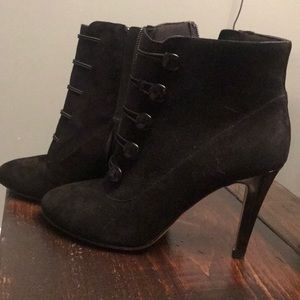 Ros Hommerson Suede Booties