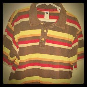 Boys size 6/7, Gap collared shirt
