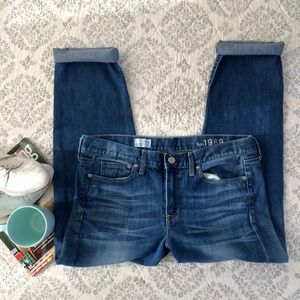8 GAP Sexy Boyfriend Jeans