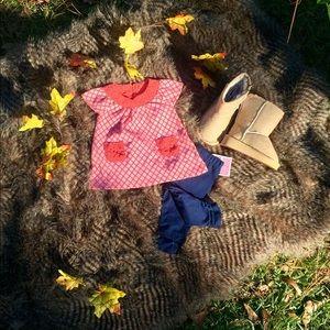 Other - 🦋Adorable Newborn Dress Set Boho Vibe NWT