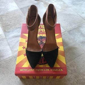 Free People x Jeffrey Campbell Solitaire Heels 6.5