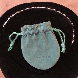 Rare!! Tiffany heart bracelet vintage Real!🎄🎄