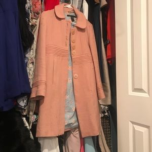 Marc Jacobs Pink Coat
