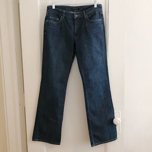 NWT Banana Republic Low Rise Bootcut Jeans