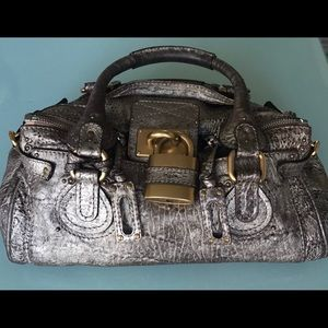 Chloe Paddington handbag authentic