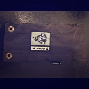 Very Bad Horse original Moto line belt pouch