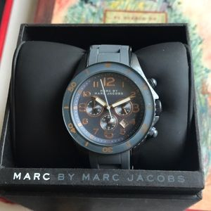 Unused in box Marc by Marc Jacobs Sport Watch