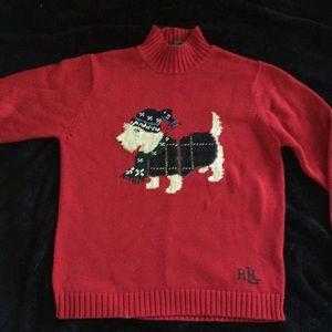 Vintage Ralph Lauren Christmas Sweater