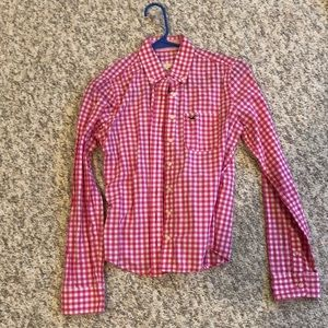 Brand new Hollister button down