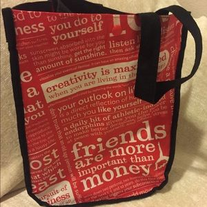 Lululemon Gift Bag