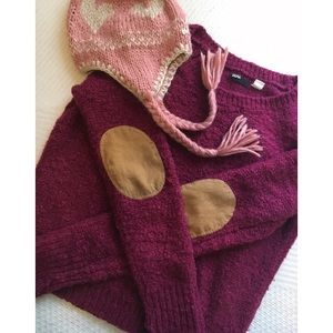 Berry Patch Sweater //