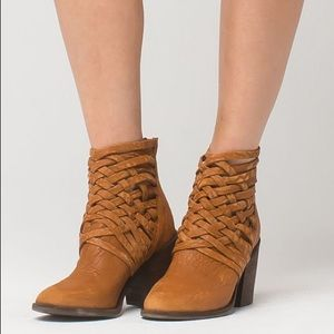 Brand New Free People Carrera Ankle Boots