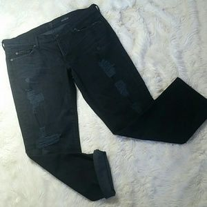 7 For All Mankind Boyfriend Rickie Jeans Size 31