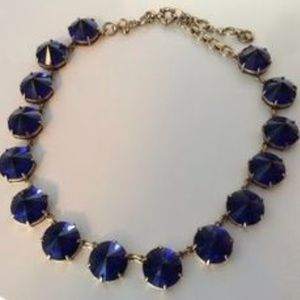 J. Crew Pointed Stone Necklace
