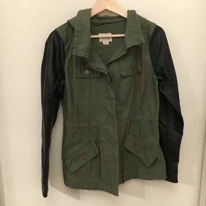 [mossimo] utility jacket