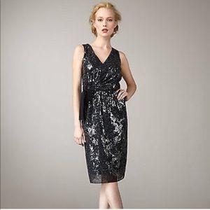 Elie Tahari sequin dress
