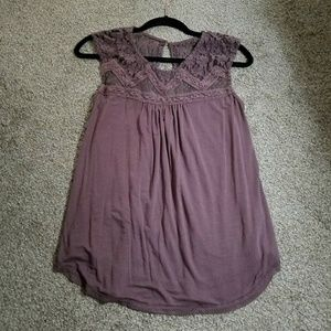 Maurices Lace Tee