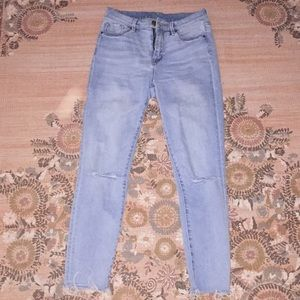 UO Light Wash Jeans