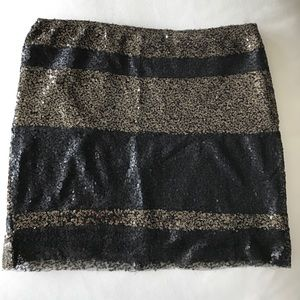Like New! Urban Outfitters Sequin Skirt