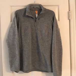 Lucy fleece pullover