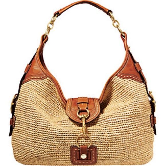 Coach Bags   Authentic Straw Millie Flagship Hobo Bag   Poshmark ace75e7efb