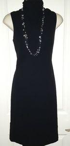 Sleek Mock neck dress