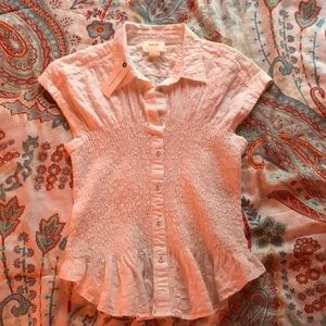 NWT never worn adorable blouse