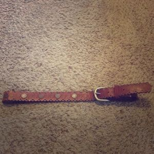 Accessories - Large belt leather