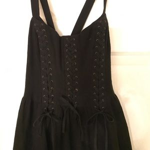Free people corset dress