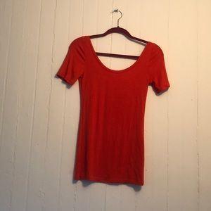 Anthropologie Saturday Sunday Ribbed Tee