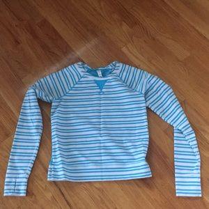Lululemon Crop Sweatshirt.