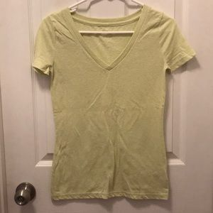 Mossimo Green Short Sleeve T-Shirt