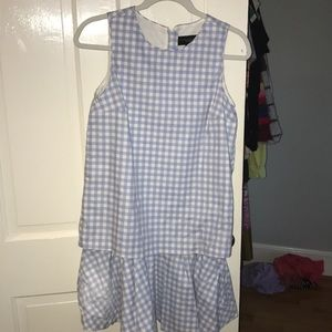 Victoria Beckham for Target Gingham Dress