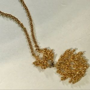 Gorgeous Gold Statement Necklace