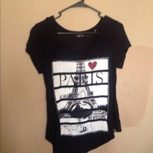 Love j Paris T shirt