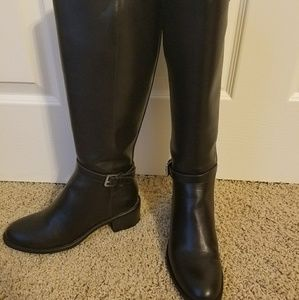Chaps riding boots