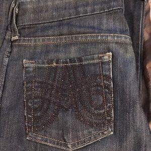 Seven Jeans. Size 26 waist. Dark denim color
